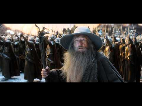 The Hobbit: The Battle of the Five Armies Official Sneak Peek (2014) - Peter Jackson Movie HD