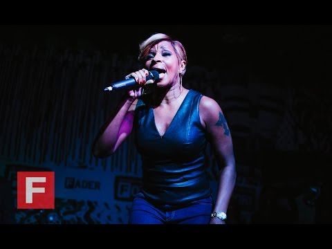 """Mary J. Blige, """"Real Love"""" (Live at The FADER FORT)"""