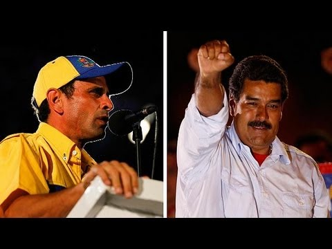 The spectre of Chavez dominates Venezuela as election looms