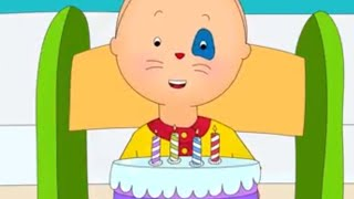 A Cake for Caillou | Funny Animated Videos For Kids