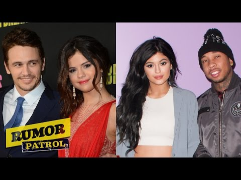 Selena Gomez Love Triangle W/ Zedd & James Franco? Kylie Jenner & Tyga Moving In? Rumor Patrol!