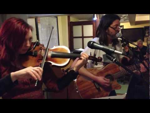 Anna and Tyler perform Volcano (Damien Rice)
