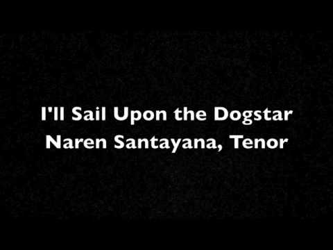 I'll Sail Upon the Dogstar (A Fool's Preferment) - Henry Purcell