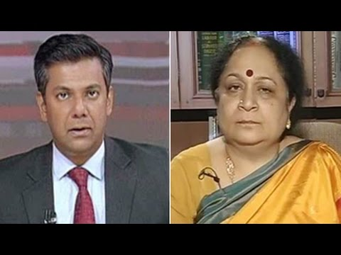 'I left the Congress because I felt suffocated': Jayanthi Natarajan to NDTV