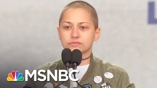 Student Protesters Did What Most Of Us Could Not | The Last Word | MSNBC