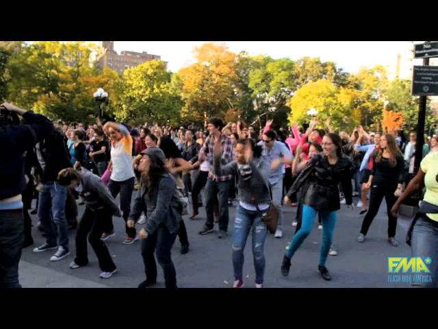 Alexandre Issa El Khoury 18th Birthday Flash Mob