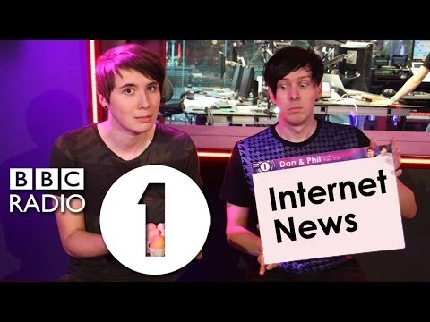 Dan & Phil's Internet News! Dog vandalism, pet eagles & crazy golf!