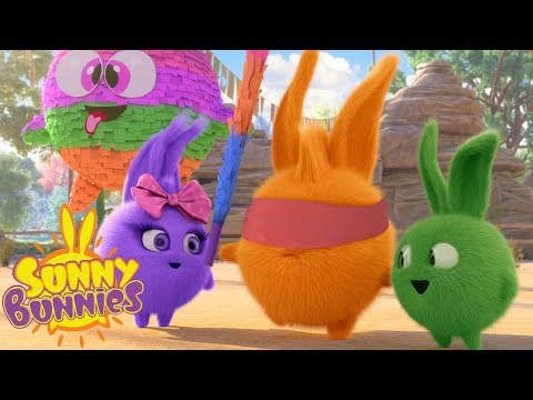 Cartoons for Children | SUNNY BUNNIES - FIND THE TREATS | Funny Cartoons For Children