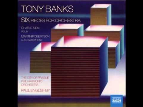 Tony Banks - Classic FM World Premier of Siren from Six: Pieces for Orchestra