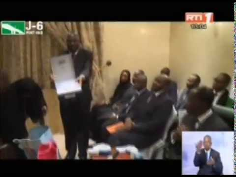 Le président Alassane Ouattara rencontre ses compatriotes vivant en Arabie Saoudite