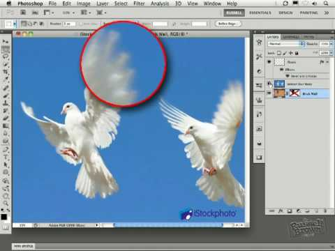 0 Photoshop CS5: Advanced Motion Blur Masking and Blending