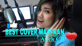 Atiek CB - Maafkan (COVER) by Citra Allegro