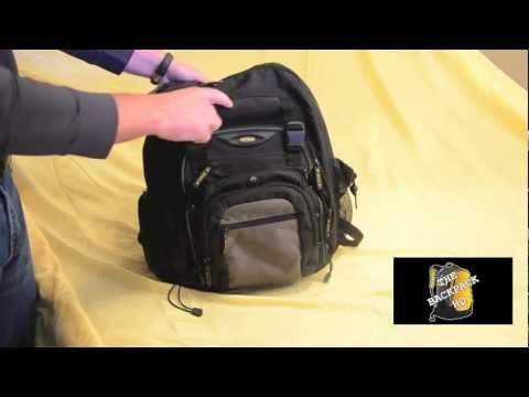 "Targus 16"" City Gear Laptop Backpack Review"