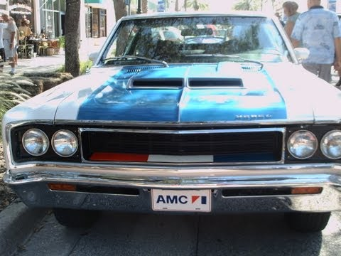 1970 AMC Rebel The Machine Hardtop Wht NSmyr071412