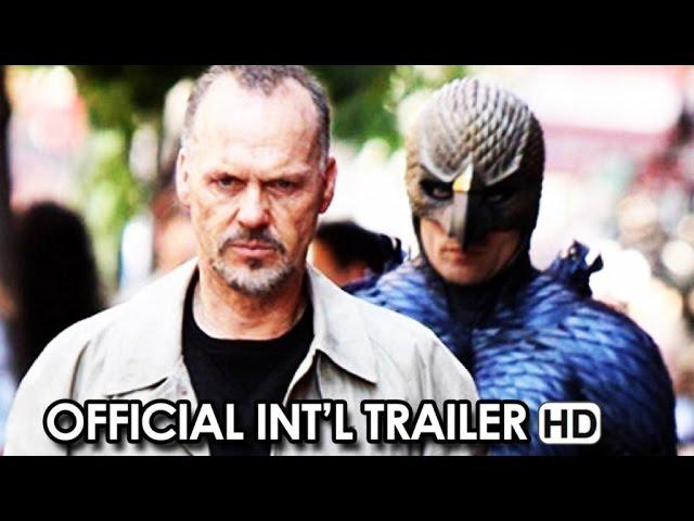 BIRDMAN Official International Trailer (2014) HD