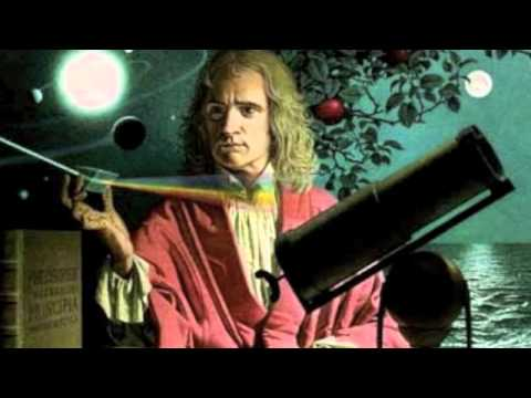 The extremely eccentric Isaac Newton invents the Calculus and publishes the Principia