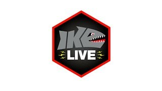 IKE LIVE - Tuesday October 23rd, 2018 7:00pm