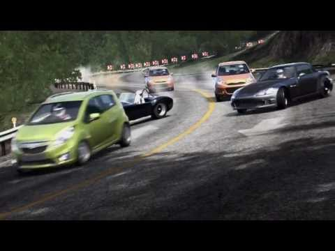 Forza Motorsport 4: Me and Steve (Drifting Montage)