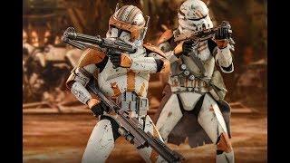 Hướng dẫn lắp ghép xếp hình Star Wars Commander Cody (82 miếng ghép)