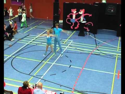 Jana-Simone Scheffler & Tobias Neumann - Pink Panthers  Rock 'n' Roll Turnier 2011