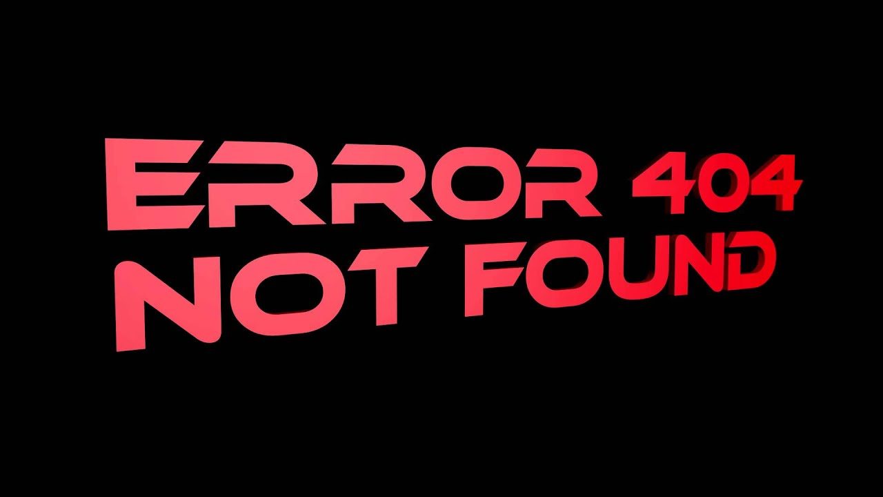 404 Page Not Found Wallpaper Arlf 404 Not Found