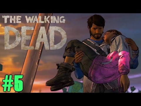 TRÄNEN IM AUGE !! THE WALKING DEAD (SEASON 3) : Let's Play #5 [FACECAM]