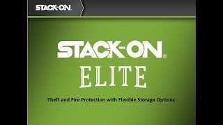 Stack-On Elite Fireproof Gun Safes