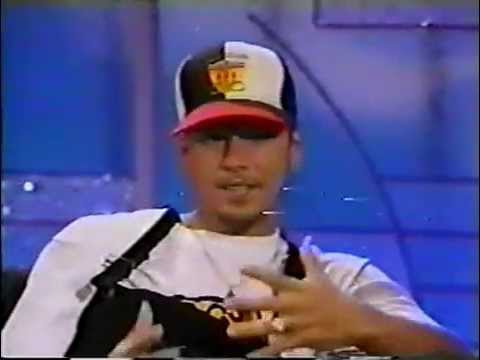 Donnie Wahlberg & Marky Mark on Arsenio Hall