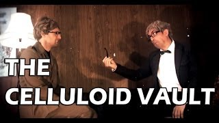 Celluloid - The Movie Review Show: The Celluloid Vault : with Simon Mark Cousins and Prof Sinclare