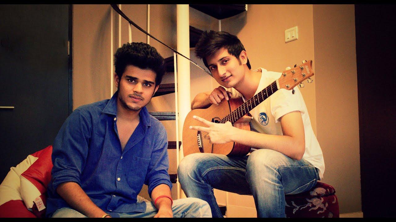 Galliyan- Ek villain (Ankit Tiwary) : Acoustic Cover : unplugged version - YouTube