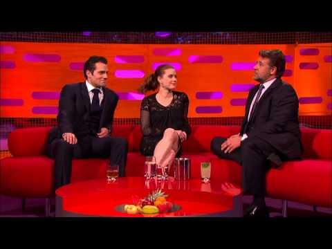 Henry Cavill ~ The Graham Norton Show 14.06.2013 Part I