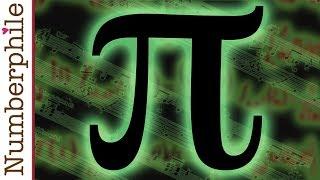 Pi Prog Rock - Numberphile