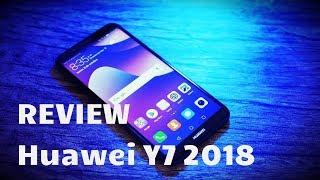 Reseña Huawei Y7 2018 (Review en español)