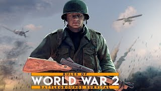 Rules of World War 2: Battlegrounds Survival Android Gameplay