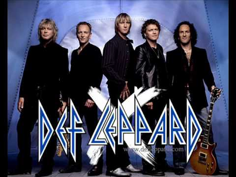 Def Leppard - When Saturday Comes