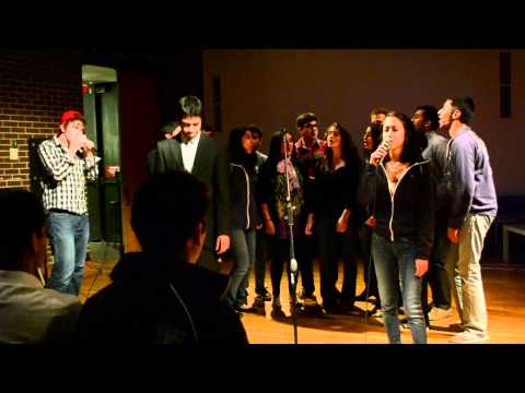 Brown Sugar A Cappella&#039;s &quot;Minds Without Fear&quot;