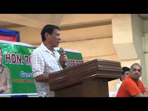 PANGASINAN GOES FOR THE DUTERTE PRESIDENCY