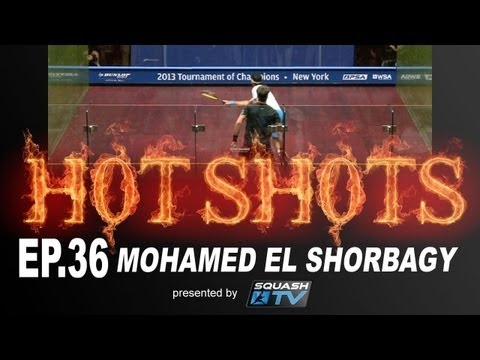 Squash : HotShots - Mohamed El Shorbagy - EP.36