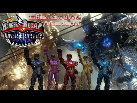 Ranger Recap 03/30/17 (Movie Review Special)