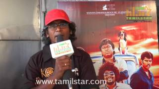 K A Rovin Baskar At Julieum 4 Perum Movie Team Interview