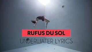 Rufus Du Sol Underwater