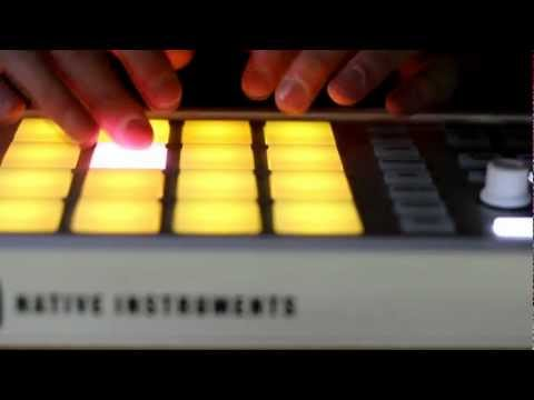 Maschine Mikro Mk2: Making a Synthy Beat