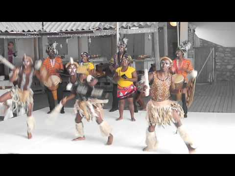 Power Warocka Entertainment- Zulu Warrior Dance