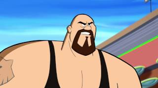 """Sheamus and Big Show collide in """"WWE & The Jetson: Robo-Mania"""""""