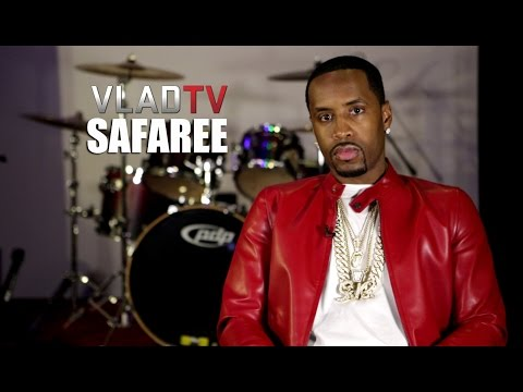 Safaree Talks Quitting Rap & Putting His All Into Nicki Minaj