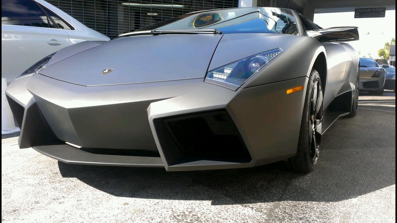 Lamborghini Reventon Supercar Only 20 Made In The World Better Only Lamborghini Veneno Or