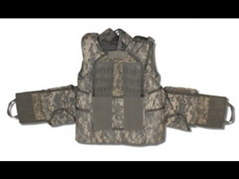 The Best IOTV Assembly Tutorial   Part I. Introduction - Army Gear. Combat Arms Body Armor