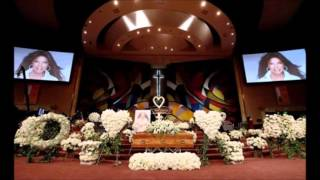 NATALIE COLE LAID TO REST (FUNERAL PICS) (1/11/16)