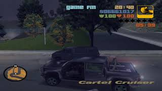Grand Theft Auto III 100% Playthrough W/Commentary P. 47