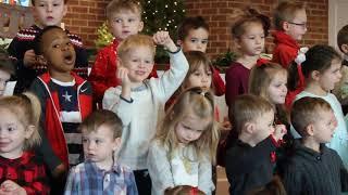 Beckett's Preschool Christmas #1